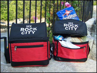 Rock City Soft Side Cooler