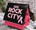 See Rock City Survivor Birdhouse