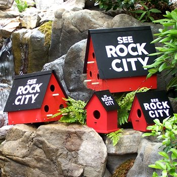 Rock City Birdhouses
